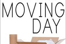 Pack Up and Go: Moving Time! / Moving tips & tricks.