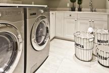 New Laundry Room Idea Board