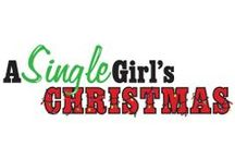A Single Girls Christmas / Sure, white christmas's are great, a family around the fireside, stockings, presents, candy canes. But is that really how it goes down? A Single Girls Christmas is at least one girls story of how December 25th really is.  Website, Social Media, Graphic Design & Creative by ALM