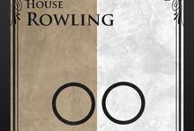 Harry Potter / by Samantha Leber
