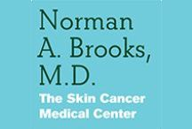 Dr. Norman Brooks M.D. - The Skin Cancer Center / One of the top rated skin cancer specialists on the west coast, Dr. Norman Brooks has been treating patients from around the globe for decades. A lifetime member of The American College of Mohs Surgery, he treats skin cancer at The Skin Cancer Medical Center with the highest success rate technique available.   http://www.skincancercenter.com/  Graphic Design, Social Media & Website by ALM.