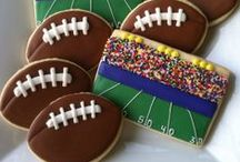 Are you ready for some football!!! / Football foods / by J. Szymborski