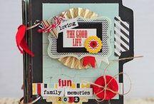 Mini album / by Marielle Leblanc