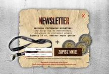 Subscription form / Rożne formy procesu zapisu do subskrypcji newslettera- pop up, overlay /signup form, subskrypcja, email marketing, proces zapisu
