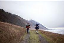 adventure. hike. trip