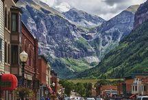 Travel Colorado / by Kara