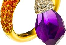 B Jewelry--AMETHYST / by Faith Tatum