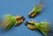 Fly Tying / A compilation of featured flies of the month with links to step-by-step tying instructions.