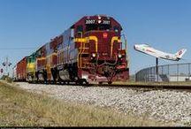 Rail/ Planes/ Cars