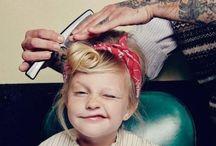 Little Miss Hazelnut / for my daughter