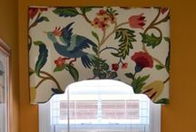 Home: Window Treatments / by Worthing Court Blog
