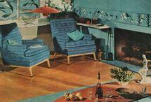 House Stuff: furniture and bits n' bobs / House stuff, heavy on the MCM