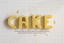 cake / by Brigitta Ryan