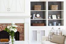 Home : Styled Shelves