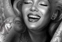 Tattoos  / by Harlee Byars