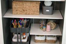 Home : Organizing - Closets