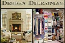Decorating Dilemmas Solved! / by Worthing Court Blog