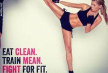 Fitness Fanatic / by Kim Ryan