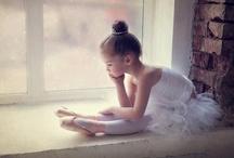 LITTLE BALLERINAS / by Juliet Woodhouse