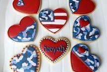 Hooah! Patriotic Holidays