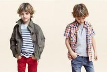 Little Boy Fashion / by Audra Kurtz @ The Kurtz Corner
