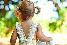 Little Girl Fashion / by Audra Kurtz @ The Kurtz Corner