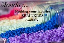 Pink Zebra - Sprinkles by Leah-k / by Leah Brazell Bartelt