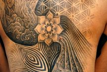 Skin Canvas / Tattoos, body modifications, henna etc / by Jessica Fleming