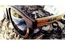 Alhambra / Modelo Alhambra. Preciosa gafa. Exclusiva y natural forma, elegancia y clase.  Disponible en madera de ébano y de zebrano en www.moler.es