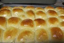 Breads. Salty snacks.