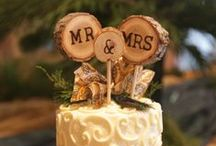 Rustic Wedding Ideas / Inspiring ideas for the rustic bride-to-be!
