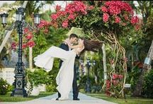 Destination Wedding Ideas / If you're thinking about having a destination wedding, then check out some of our favourite ideas to inspire your big day that's far away.