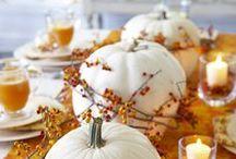 Fall Wedding Ideas / Inspiring ideas for the fall wedding of your dreams.