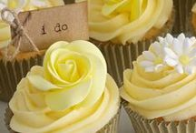 Yellow Wedding ideas / Creative and beautiful ways to incorporate yellow into your wedding decor.