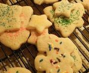 Christmas cookies I'd never eat, therefore I will make  them