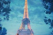 Tour Eiffel Love