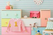 kiddo spaces / Nooks and crannies for little bits of fun.