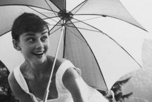 Audrey Hepburn / by Cristina Cordua
