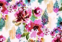 Florals / by Jill DeRocher