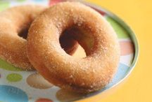 Coffee and Donuts!! / I couldn't go without a board for coffee and donuts...seeing that's how my husband and I met when we were kids. We both worked at a local coffee shop. I was a waitress and he was the baker!!! / by Melissa Voas