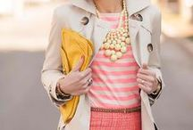 Stripes, polka dots, chevron...<3
