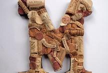 Wine Cork Compulsion / all things #wine #cork #crafts #crafts #wine  / by MJB Hewitt