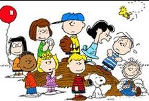 The Peanuts Gang / I am a HUGH fan of the Peanuts Gang (especially Snoopy!) This board will showcase Snoopy, Charlie Brown and the entire gang / by Gwen Richardson