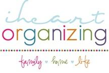 OCD: Organize, Consolidate, Dispose / #organizational help #tips #organize / by MJB Hewitt