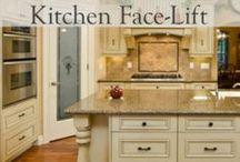 Coveted Kithens / #kitchen #kitchen design #kitchen tips / by MJB Hewitt