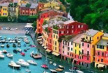 Ciao! / #Italy #Italian coast #Tuscany  / by MJB Hewitt
