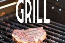 Grilled Goodies / by MJB Hewitt