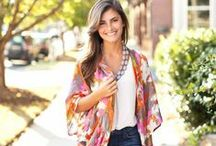 Towne & Reese Fall Scarves & Wraps 2013 / There are so many ways scarves can wrap you up in style. Check out our signature patterns that inspire an entire outfit or become the perfect finishing touch on towneandreese.com / by Towne & Reese