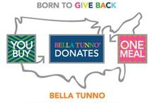 Buy One, Give One L.O.V.E. / Giving back with tiny purchases.