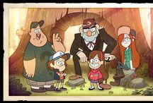  Art of Gravity Falls